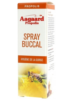 Spray buccal propolis