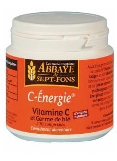 C Energie - Vitamine C et germe de blé