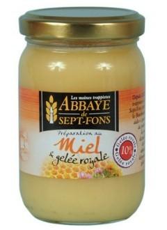 Préparation au Miel et Gelée Royale 10%