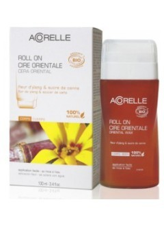Roll-on Cire orientale Bio