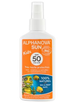 Spray solaire kids SPF 50