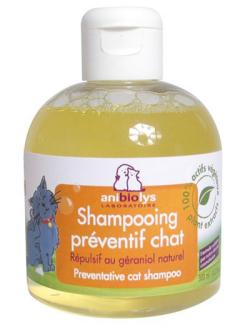 Shampooing préventif Chat
