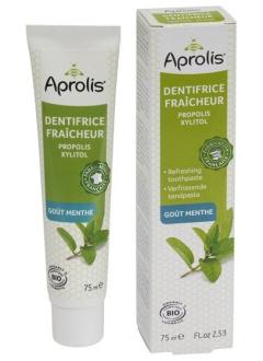 Dentifrice fraîcheur Bio propolis