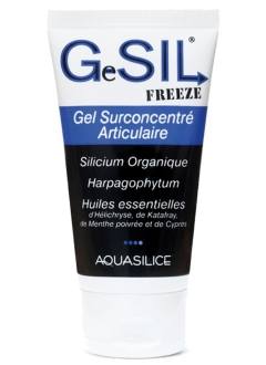 GeSIL Freeze Pocket - 50 ml