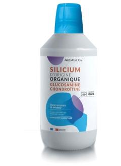 Silicium Organique - Glucosamine - Chondroïtine