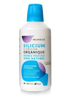 Silicium organique 100% végétal