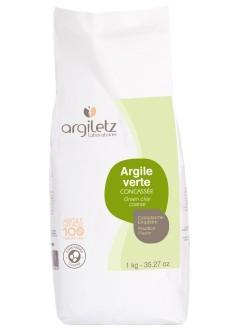 Argile verte grain de concassé 1 Kg