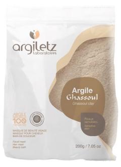 Argile Ghassoul ultra ventillée