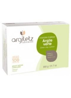 Coussin d'Argile verte 36 alvéoles