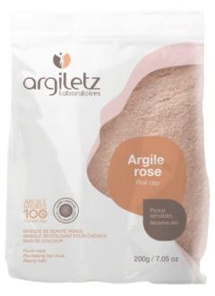 Argile rose ultra ventilée