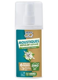 Spray Anti-moustiques peau