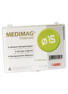 Medimag Titanium 15mm