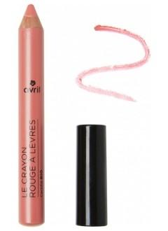 Crayon rouge à lèvres Bois de Rose bio