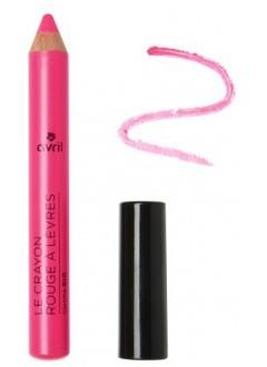 Crayon rouge à lèvres Rose Bonbon bio