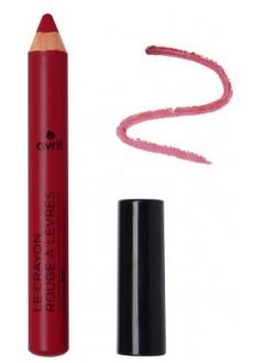 Crayon rouge à lèvres Châtaigne bio