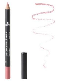 Crayon contour des lèvres bio Vieux Rose