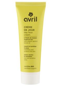 Crème de jour bio peaux sèches et sensibles