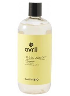 Gel douche Bio Crème de caramel 500 ml