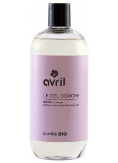 Gel douche Bio Lavande - Orange 500 ml