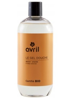 Gel douche Bio Abricot - Amande 500 ml