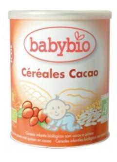Céréales cacao bio