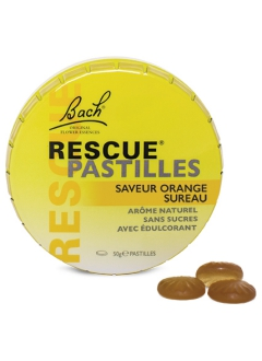 Rescue pastilles Orange Sureau