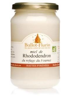 Miel de rhododendron Bio