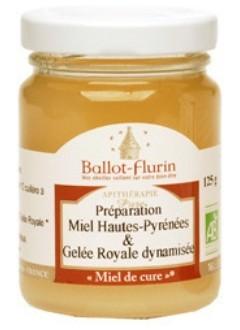 Miel des Hautes Pyrénées & Gelée Royale