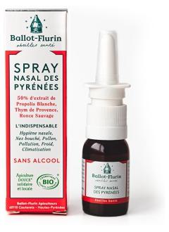 Spray Nasal des Pyrénées Bio