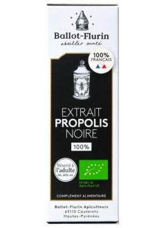 Propolis noire bio Extrait liquide