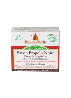 Savon Propolis Noire bio