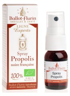 Spray à la propolis noire Bio