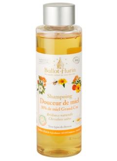 Shampoing Douceur de miel bio