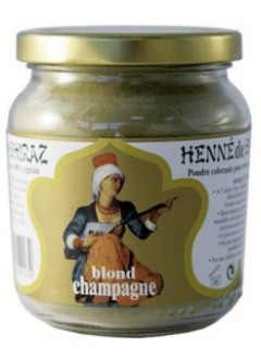 Henné de Shiraz Blond (ex. blond champagne)