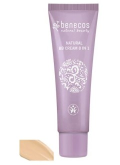 BB Cream bio - Beige clair