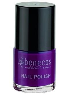 Vernis à ongles violet (desire)