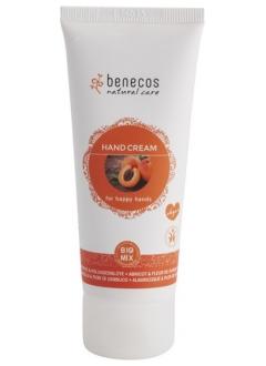 Crème mains abricot et fleur de sureau bio