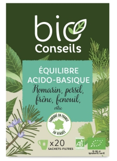 Infusion Equilibre Acido-basique