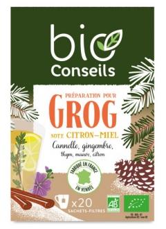 Infusion Préparation pour GROG Bio