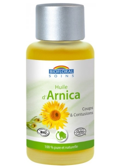 Huile végétale Arnica bio