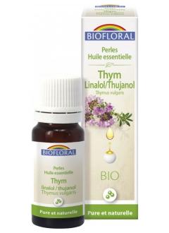 Huile essentielle Perles essentielles Thym bio