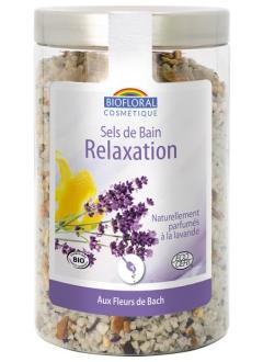 Sels de bain relaxation bio