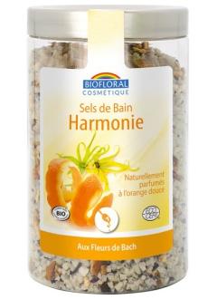 Sels de bain harmonie bio