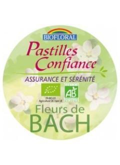 Pastilles Confiance, format familial BIO