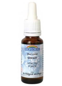 Elixir de Cristal Grenat BIO