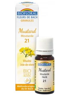 Moutarde n°21 bio en granules