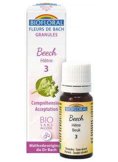 Fleur de Bach Hêtre (beech) N°3 granules