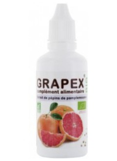 Grapex Bio 77,9% - Flacon 50 ml