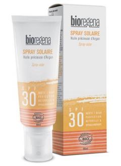 Crème solaire SPF 30 Bio - spray 90 ml