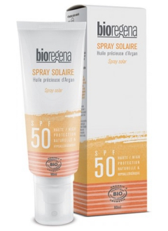 Spray solaire SPF 50 Bio - spray 90 ml